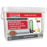 Soudal Grap and Go Pack