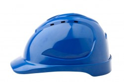 Blue Safety Cap1