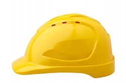 Yellow Safety Cap1